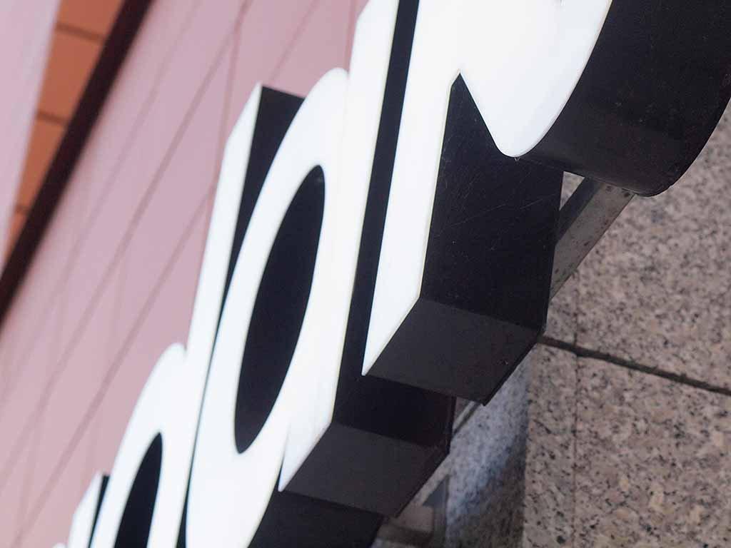 szyld litery przestrzenne / signboard channel letters / Schild Kanalbuchstaben