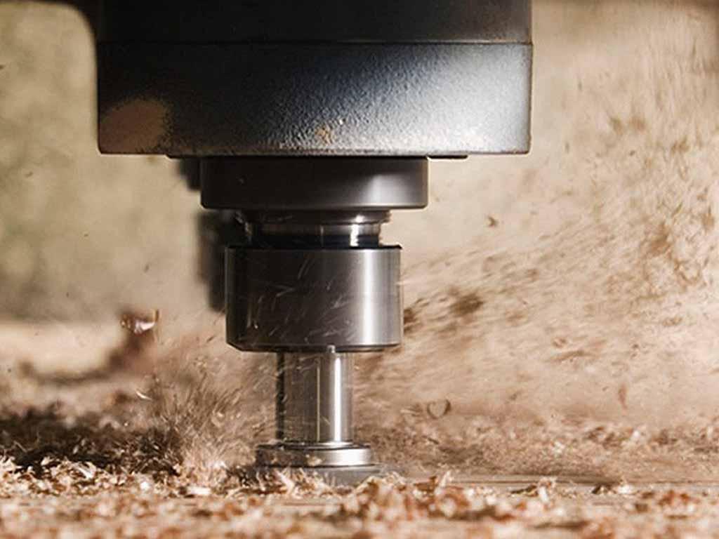 frezowanie CNC w drewnie drewna sklejce sklejki / CNC milling in wood plywood / CNC Fräsen in Holz Sperrholz Holzfräsen Sperrholzfräsen