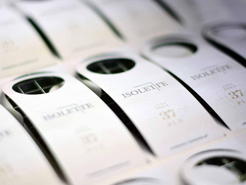 zawieszki etykiety / hangers tags labels / Anhänger Etiketten